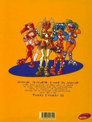 Adventure Furry- Tutti frutti 02 Furry Comics