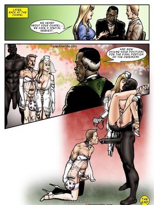 BNW – Brides and blacks 3 Interracial Comics