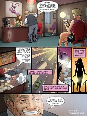 Checkered Past- MCC Adult Comics