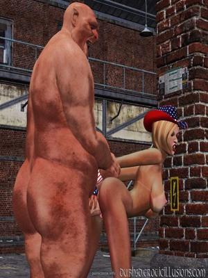 Dubhgilla – Officer Everhart Part 1 3D Porn Comics