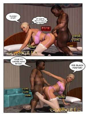 Dubhgilla- Black Master 3D Porn Comics