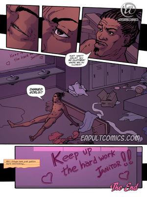 EAdult Comix- Schoolgirl's Revenge 10 Adult Comics