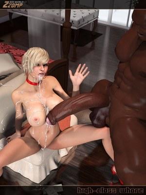 High-Class Whore Pt 2- Zzomp 3D Porn Comics