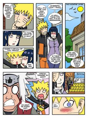 Hinata – Help him train(Naruto) Hentai Manga