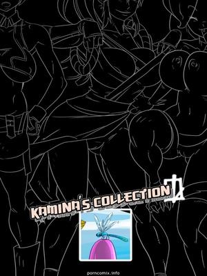 Kamina- Croxxx Over Hentai Manga