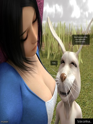 Mad Alyss- Amusteven (Alice in Wonderland) 3D Porn Comics