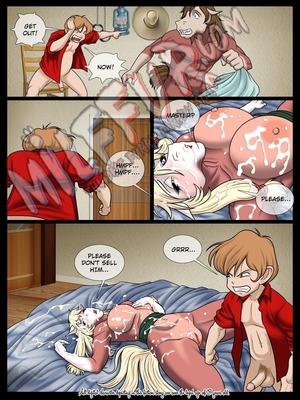 Milffur- Adun Slow Down 3 Furry Comics