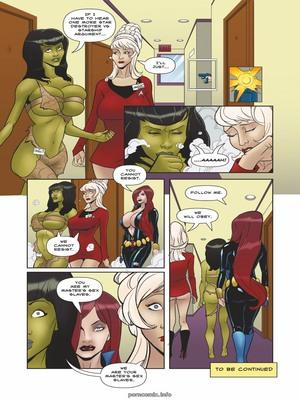 MMC – Confused 03 Adult Comics