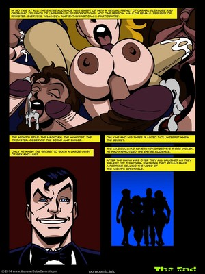 MonsterBabeCentral- Believe it or NOT Adult Comics