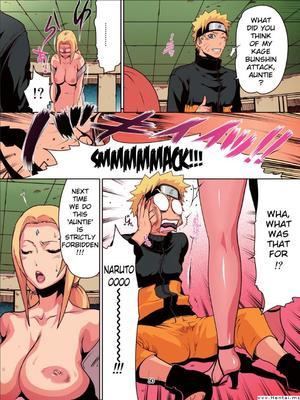 NaruXo u2013 Naru Love 05 (Color)- Naruto Hentai Manga