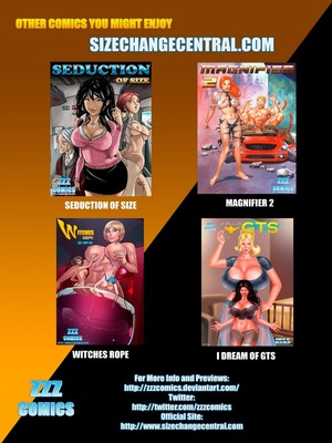 Pocket Pixie in the City CE- ZZZ Adult Comics