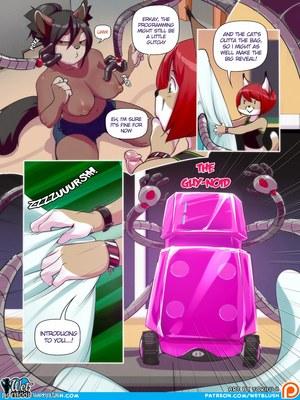 Tokifuji -Tits 4 Tat Furry Comics