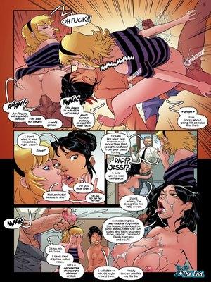 Tracy Scops- Spider Women Porncomics