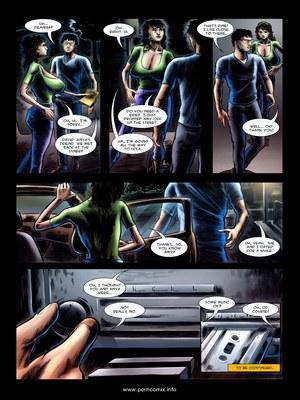Unknown Pleasures 03- Mind Control,MCC Adult Comics