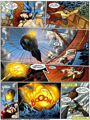 Vixine Art- Quest For Fun 4 Furry Comics