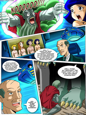 Zombies are Like, So Well Hung! (Totally Spies) Adult Comics